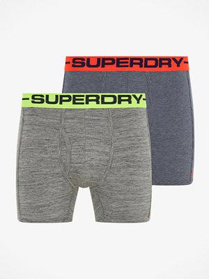 Kalsonger - Superdry Sport tights i 2-pack