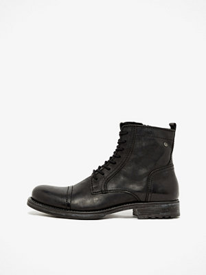 Jack & Jones Leather stövlar