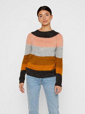 PULZ Striped tröja