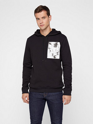 Street & luvtröjor - HUGO CASUAL Dardist sweatshirt