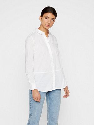 PULZ L/S shirt skjorta