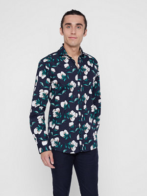 Skjortor - Bruun & Stengade BSMandzukic slim fit skjorta