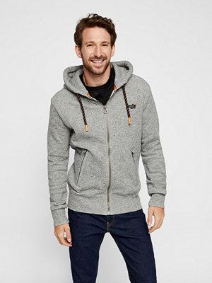 Street & luvtröjor - Superdry Orange sweatshirt