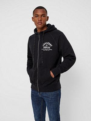 Street & luvtröjor - Superdry Goods Ziphoo sweatshirt