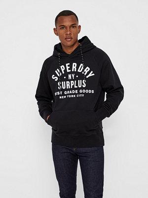 Street & luvtröjor - Superdry Goods Graphi Sweatshirt