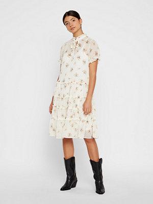 Vila Layere lange klänning