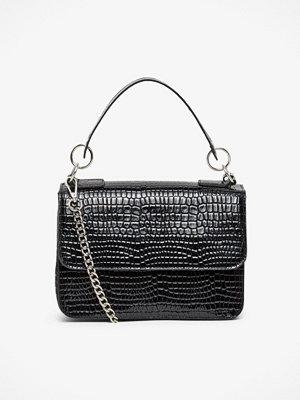 hvisk Croco handväska 17cmx25cmx10cm