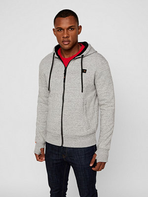 Street & luvtröjor - Superdry Trekker Fleece Zip sweatshirt