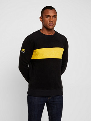 Tröjor & cardigans - Superdry Polar Fleece Embosse sweatshirt