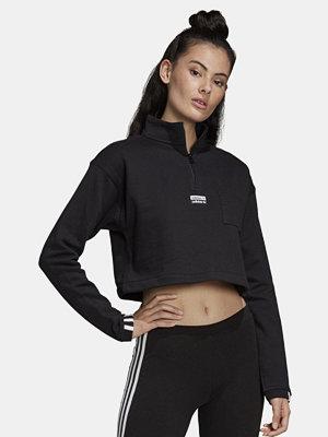 Tröjor - Adidas Originals Cropped sweatshirt