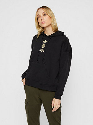 Street & luvtröjor - Adidas Originals Logo Hoodie sweatshirt