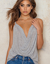 Free People Top Bull's Eye Wrap