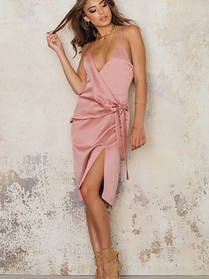 Morrisday The Label Rose Wrap Dress