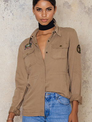 SanneAlexandra Army Jacket
