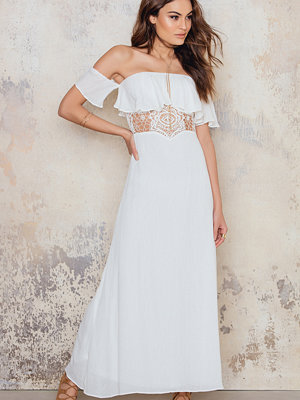Toby Heart Ginger Frill Frollic Maxi