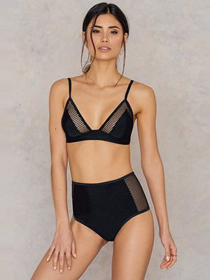 NA-KD Swimwear Sporty Mesh Bikini Bottom