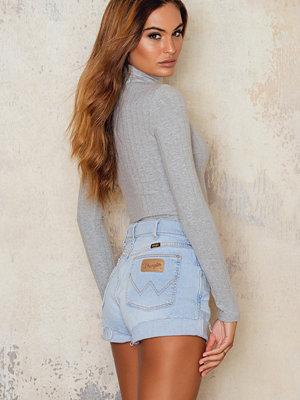 Shorts & kortbyxor - NA-KD Vintage Wrangler Mid Waist Vintage Shorts