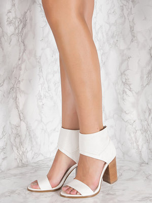 Pumps & klackskor - NA-KD Shoes Ancle Cuff High Heel