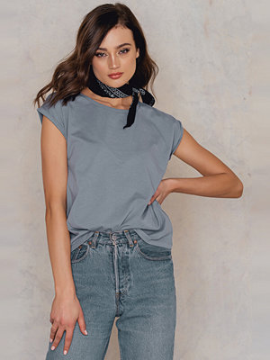 NA-KD Basic Basic Cap Sleeve Top