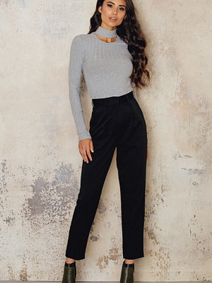 NA-KD Party Highwaist Trousers