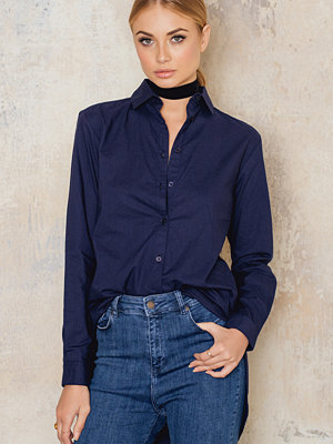 IMVEE Oversize Slit Shirt