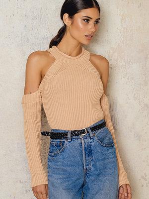 Bardot Cold Shoulder Knit