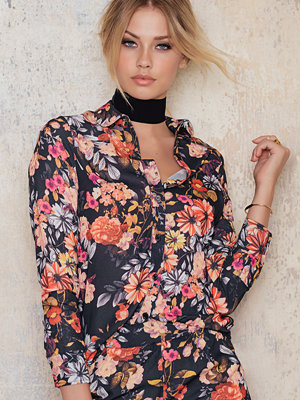 Clara H BY CLARA HENRY Printed Woven Blouse