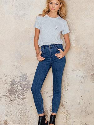 IMVEE High Waist Skinny Jeans