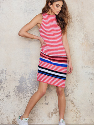 NA-KD Trend Knitted Midi Dress