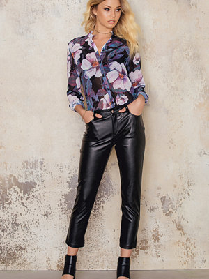 Clara H BY CLARA HENRY PU Leather Pants
