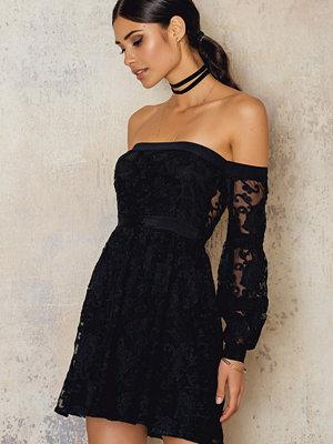 For Love & Lemons Jolene Off-shoulder Dress