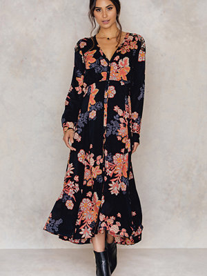 Free People Miranda Print Dress