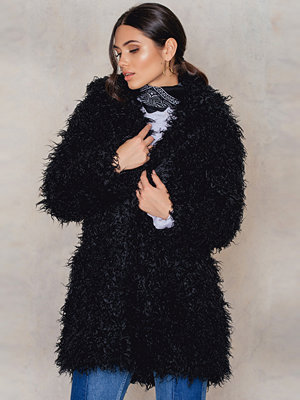 Kappor - NA-KD Faux Fur Coat