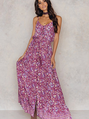 Arnhem Deser Flower Maxi dress
