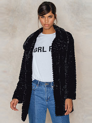 Rut & Circle Norma fur jacket