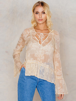Blusar - The Jetset Diaries Laleli Top