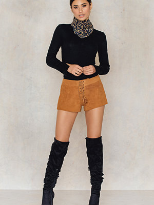 Shorts & kortbyxor - The Jetset Diaries Hazan Suede Shorts