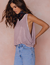 Linnen - Free People Little Rock Tank