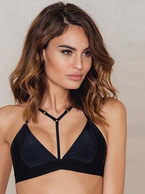 Rebecca Stella Multi Strap Bikini Top