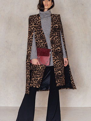 Kappor - Lavish Alice Leopard Cape Coat