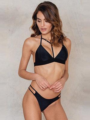 Rebecca Stella Multi Strap Bikini Bottom