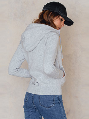 Street & luvtröjor - Calvin Klein Halle Zip Thru Sweatshirt