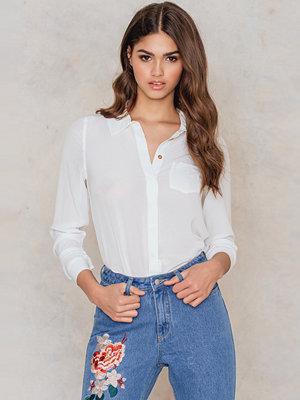 Skjortor - Calvin Klein Webe Silk Shirt