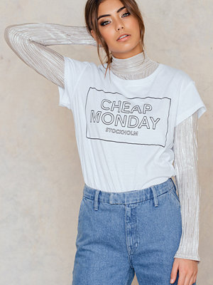 Cheap Monday Have Thin Logo Box Tee