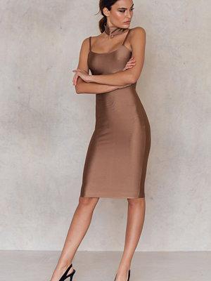 NaaNaa Basic's Metallic Dress