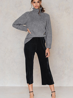 Glamorous Cropped Culottes
