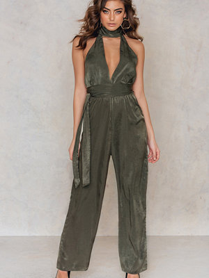 Jumpsuits & playsuits - Sabo Luxe Soul Wrap Jumpsuit