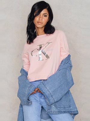 Tröjor - Calvin Klein Hanna True Icon Sweater
