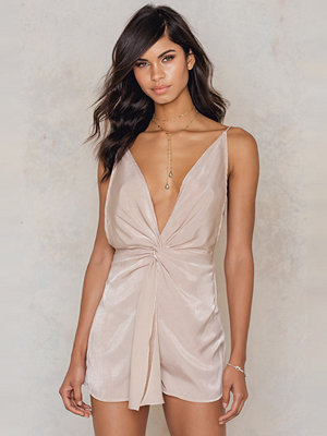 Jumpsuits & playsuits - Sabo Luxe Sykia Twist Playsuit