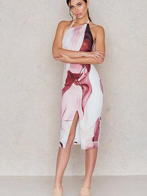 Keepsake Walk The Wire Midi Dress